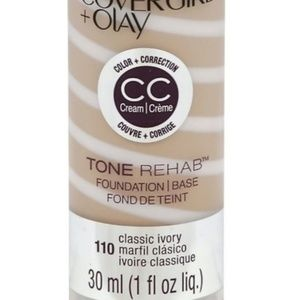 CoverGirl & Olay Tone Rehab 2-in-1 Foundation/Base